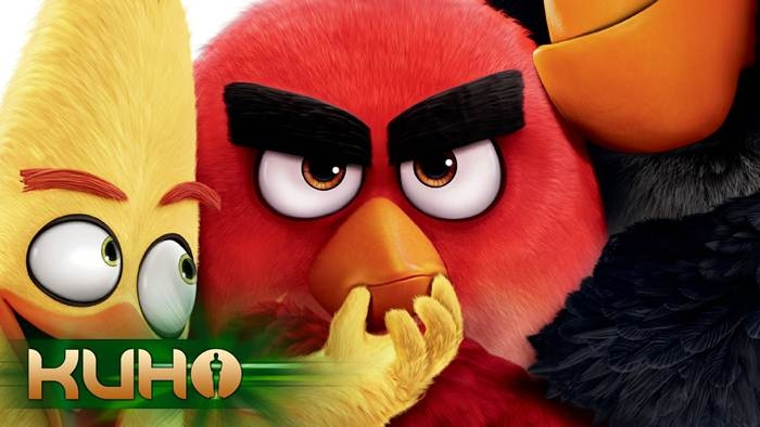 В 2019 году выйдет вторая часть The Angry Birds Movie