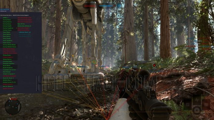 Star Wars Battlefront Coltonon Hack v6 (Aimbot,FULL ESP,Rate of Fire) 03.05.2017