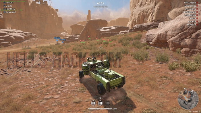 Чит на Crossout AIMBOT HACK (AIMBOT,ESP,WALLHACK) 25.06.2017