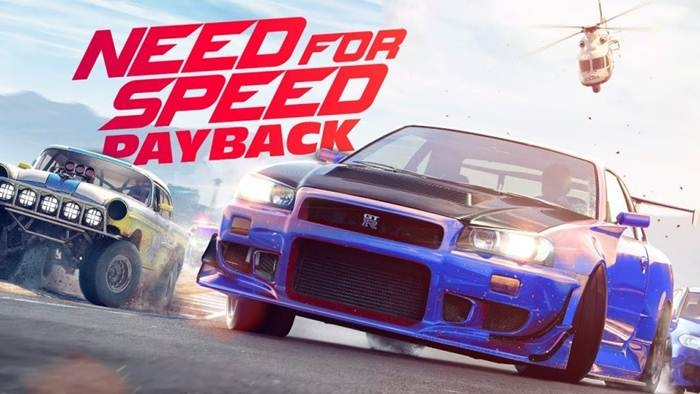 Need For Speed: Payback - новый скриншот