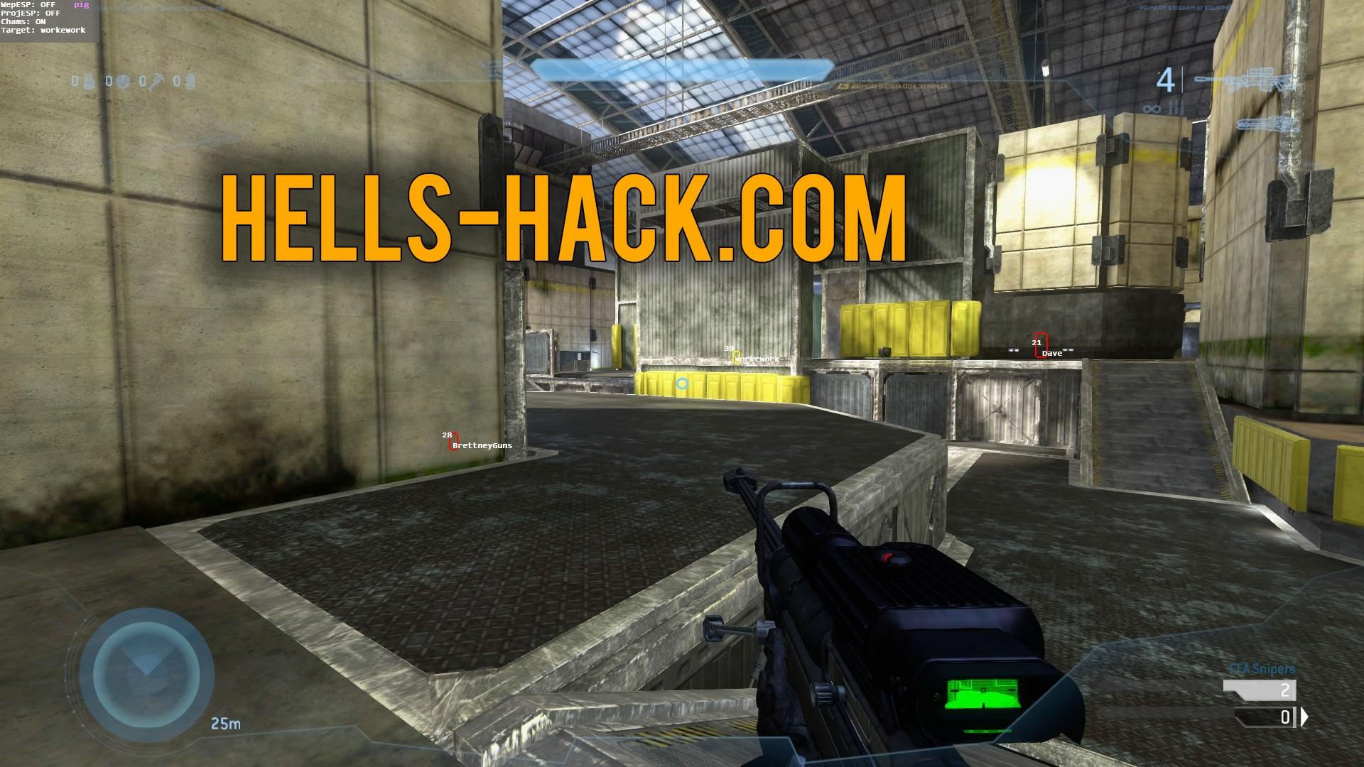 Hack чит скачать