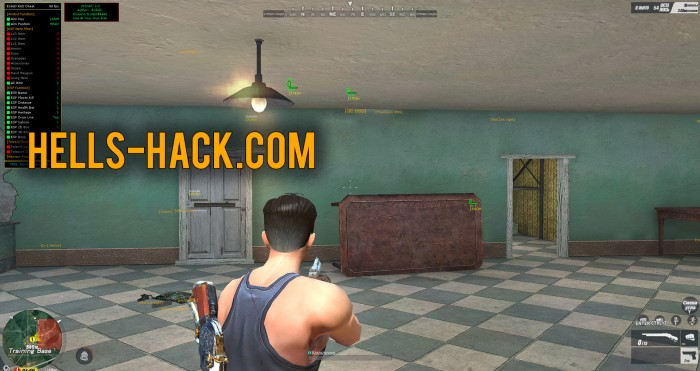 rules of survival hack aimbot and wallhack (free download)