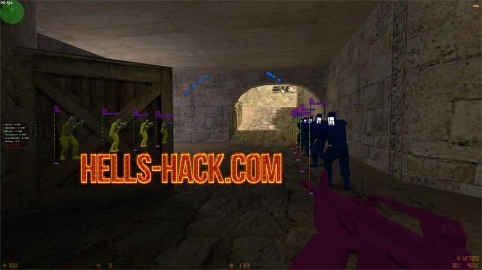 Скачать бесплатно читы, Хаки, Тренеры для онлайн игр:: HELLS